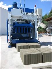 Оборудование по производству бетонных блоков