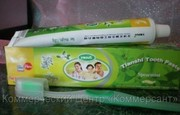 зубная паста с лечебными свойствами