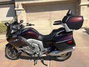 FOR SALE 2013 BMW K 1600 GTL Metallic Damask Red