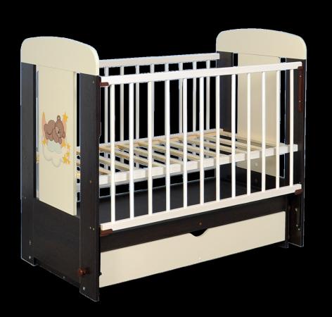 Кроватки, комбинированные с картинками.Новинка 2016 года.От 25 000 тенг