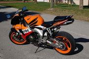 Мотоцикл Honda 2007
