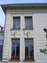 Фасады из фибробетона