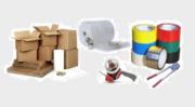упаковочные материалы и оборудование.