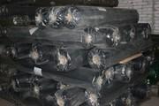 черная полиэтиленовая пленка