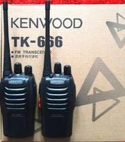 Рация Kenwood TK-666