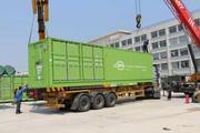 мультимодальные перевозки из Китая в Туркменистан