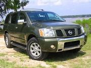 Nissan Armada 2005, 108000 км Золотистый металлик